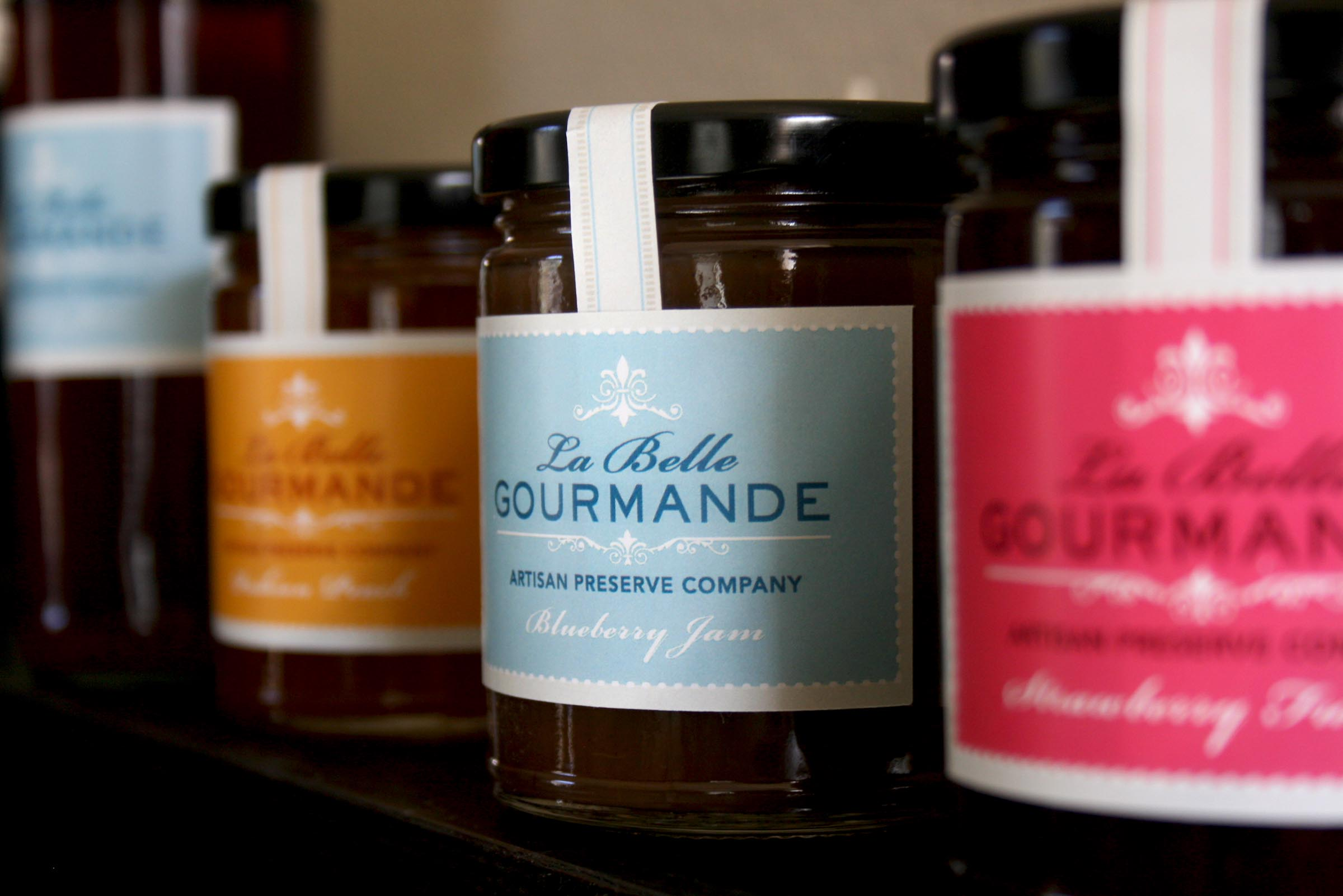 La Belle Gourmande Packaging
