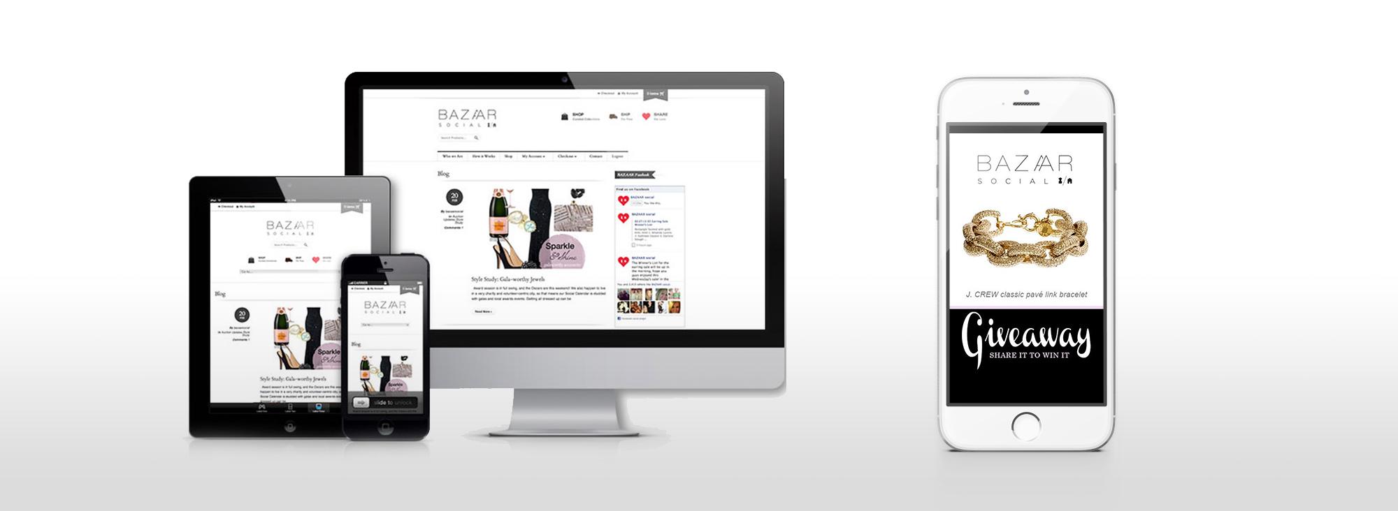 bazaar web