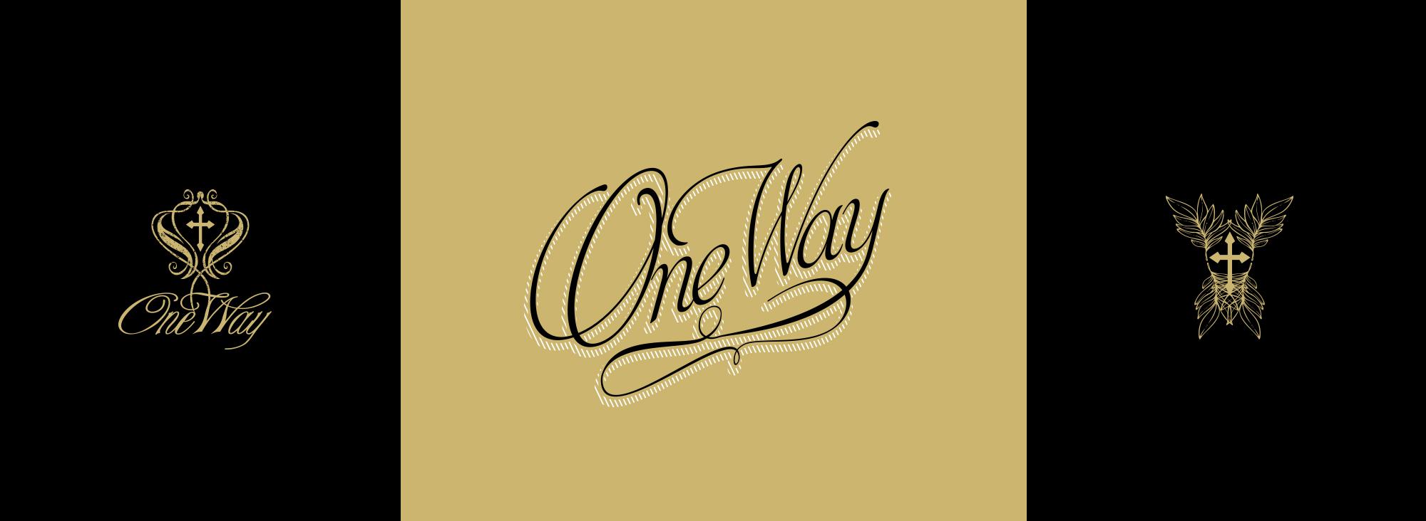 Oneway logos